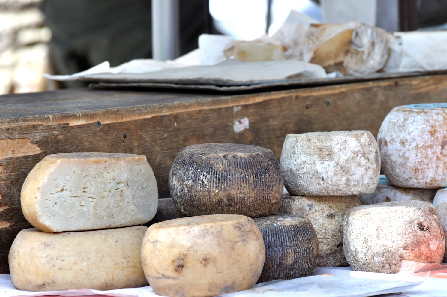 Fromages Corse - Camping naturiste 4 etoiles Bagheera